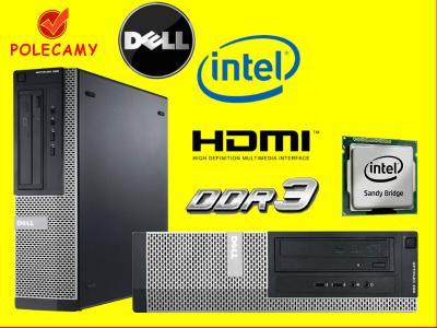 DELL 390 DESKTOP DUAL G630 2X2700 2GB 250 DVD ####