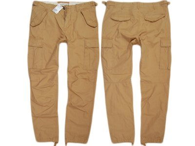 633b3ecd2778d H&M spodnie męskie Bojówki (U2790) 36/34 - 6360884531 - oficjalne ...