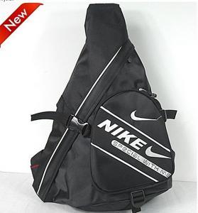 przystojny niskie ceny najnowsza kolekcja Plecak na jedno ramię NIKE Czarny NS