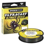 Spiderwire Ultracast Lo-Vis Green 0,12mm/110m