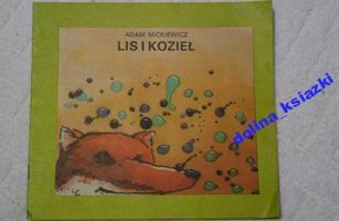 Lis I Kozioł Adam Mickiewicz 3871496271 Oficjalne