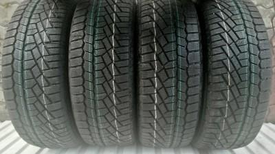 Nowe Opony Zimowe Continental Cvc5 20555 R16 Xl 6954774309