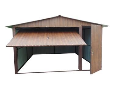 Garaze blaszane garaz mazowieckie 4x5