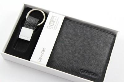 Portfel Calvin Klein Z Usa Gratis Brelok 6560842929 Oficjalne Archiwum Allegro