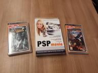 Warhammer 40k + Monster Hunter + PSP Movie