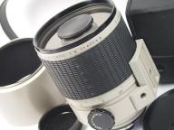 Obiektyw Sigma  moc Pentax  K mirror 600mm f/8