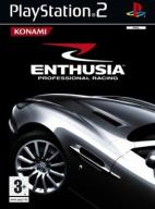 enthusia professional racing  ps2 KOMPLET