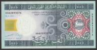 Mauretania - 1000 ouguiya - 2004 - stan bank UNC