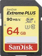 Karta pamieci SD SDHC SanDisk extreme 64GB 90MB/s