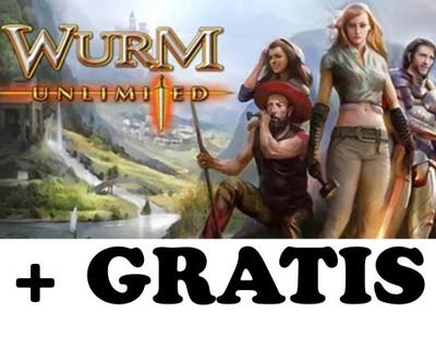 Wurm Unlimited - STEAM - OKAZJA + GRATIS!!!