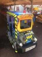 Autobus Minionek Okazja Wakacyjna