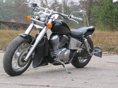 Honda Shadow Custom Vt 750 6728764758 Oficjalne Archiwum Allegro