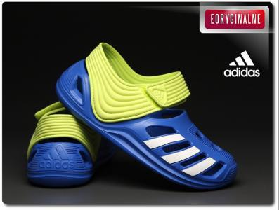 Adidas, Sandały dziecięce, Zsandal K, rozmiar 29 Ceny i