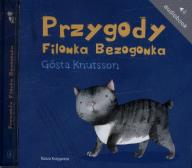 CD MP3 PRZYGODY FILONKA BEZ OGONKA AUDIOBOOK Gosta