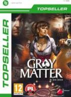GRAY MATTER - NOWA PC PL - Point-and-click -