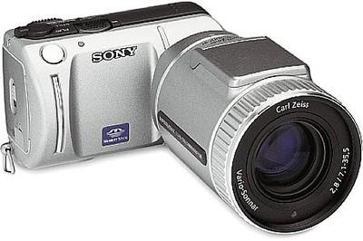 Legenda fotografii Sony DSC-F505, real photo