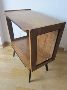 Szafka Stolik Pod Tv Retro Vintage Design 60 Prl