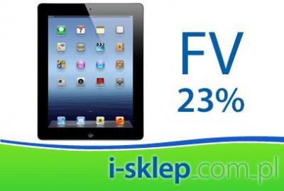 Apple iPad 4 64GB WiFi Black MD512 FV23% Warszawa