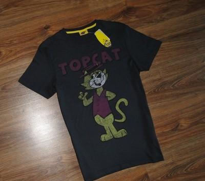 Koszulka Hanna Barbera Top Cat Vintage Cool Cat M