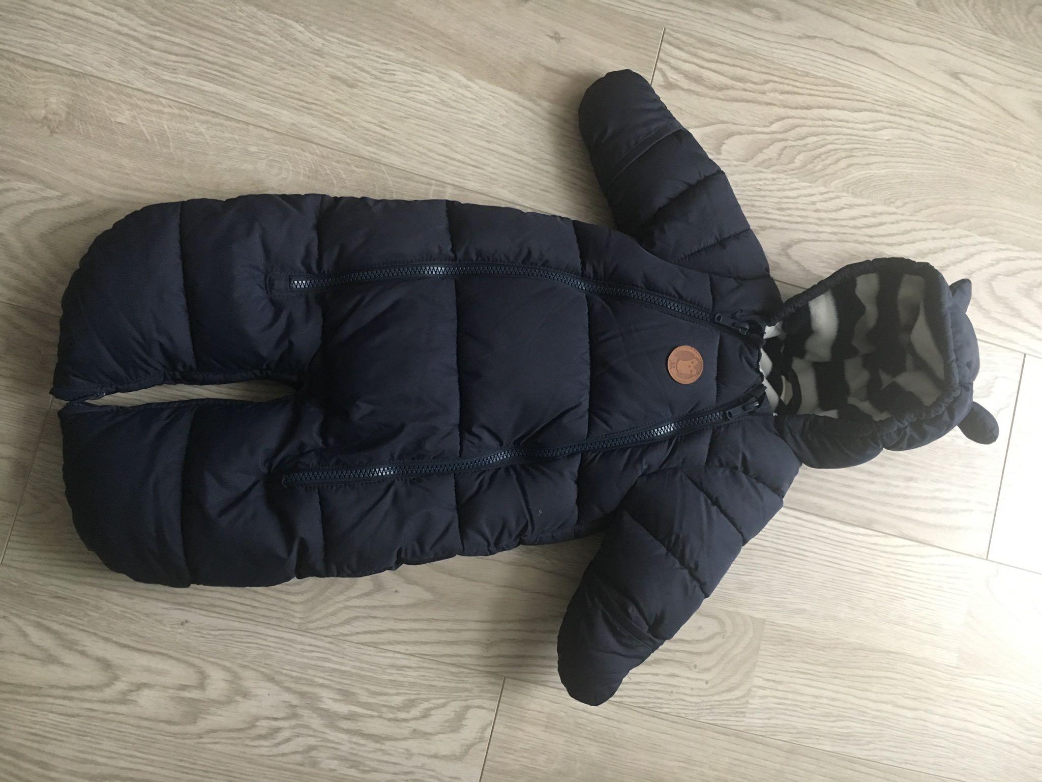 Śpiworek zimowy dla niemowlęcia H&M