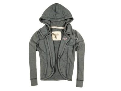 Hollister grey jacket roz M
