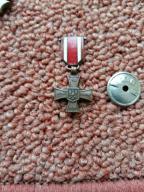 Miniaturka Krzyża walecznych
