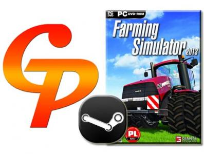 FARMING SIMULATOR SYMULATOR FARMY 2013 + DODATKI