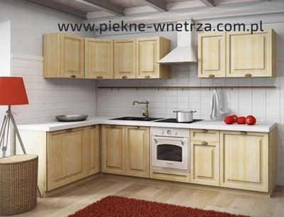 Kuchnia Zestaw Mebli Classen Gaja Naturalna 6812938774