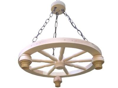 Lampa Rustrykalna Z Koła 6700474627 Oficjalne Archiwum