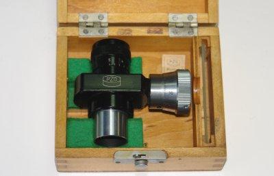 Okular mikrometryczny pzo mikroskop biolar zeiss