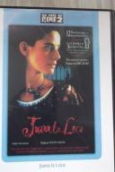 Juana la loca- film DVD po hiszpańsku