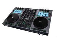 Konsola Kontroler Mikser 4-Kanałowy DJ Gemini G4V