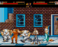 FINAL FIGHT  -  ATARI ST