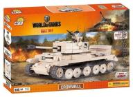 SMALL ARMY COBI WORLD OF TANKS 3002 CROMWELL