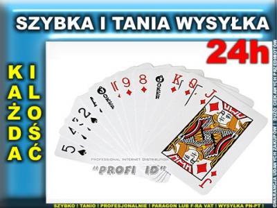 Mini Karty Do Gry Talia Kart Joker 54 Sztuki 5618891337