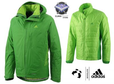 Kurtka Adidas climaproof