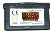 Medal of Honor Infiltrator na Game boy Advance