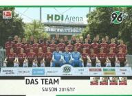 2016 17 Hannover 96