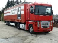 Renault Magnum  460 DXI + KRONE  SD coilmulde 2009