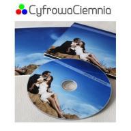 Fotousługi: Nadruk na płycie DVD-R Cyfrowaciemnia