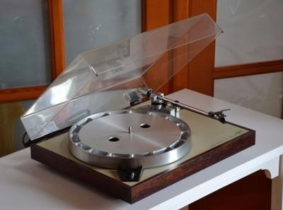 Gramofon Luxman PD-284 Igła 320C Stan Bardzo Dobry