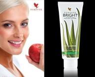 Aloesowa pasta do zębów FOREVER BRIGHT bez Fluoru
