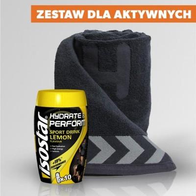 dostępny nowe wydanie najlepiej kochany ZESTAW RĘCZNIK HUMMEL DUŻY+ISOSTAR 400G KONCENTRAT ...