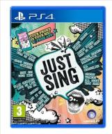 JUST Sing PS4 NOWA kurier 24h