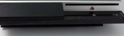 KONSOLA PS3 MODEL:CECHK04 (80 GB) KABEL ZASILAJĄC