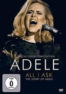 Adele -All I Ask  The Story Of Adele [DVD]