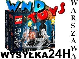 Lego Władca Pierścieni 79005 Pojedynek Czarodzie 4544172717