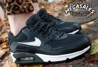 BUTY NIKE AIR MAX 90 FLASH (GS) 807626 001 36 40