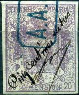 C. Francja - Rev. - 20 c.
