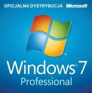 MS Windows 7 Professional PL PARTNER MICROSOFT COA